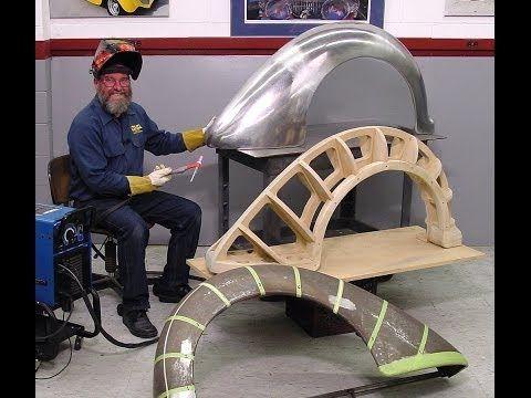 Building A Fender Part 1 Youtube Metalloobrabotka Avtomobili Strojka Lodok