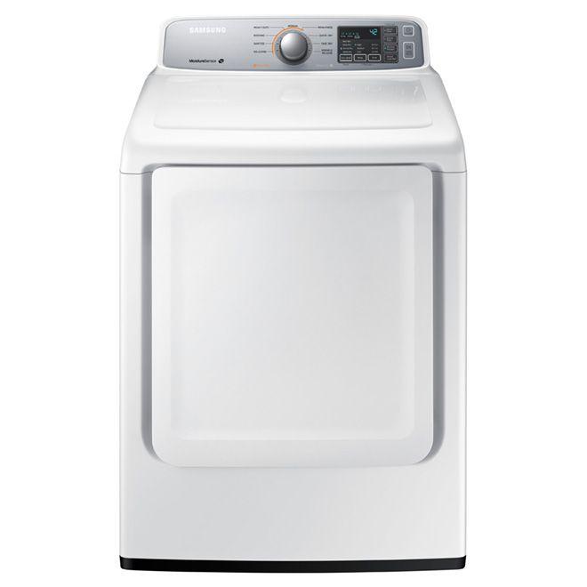 Samsung 27 Electric Dryer 7 4 Cu Ft Rona Gas Dryer