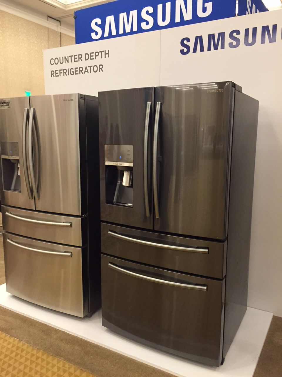 Uncategorized Samsung Kitchen Appliances Reviews whats the next big trend for kitchen appliances after stainless steel ends