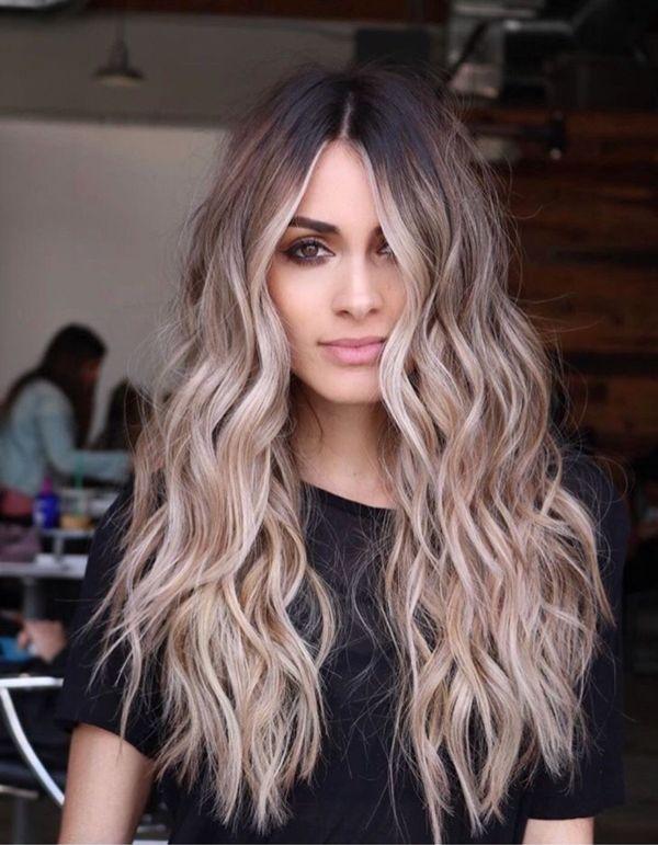Photo of 30 Haarfarbe Ideen für Brunettes – Frisuren Modelle