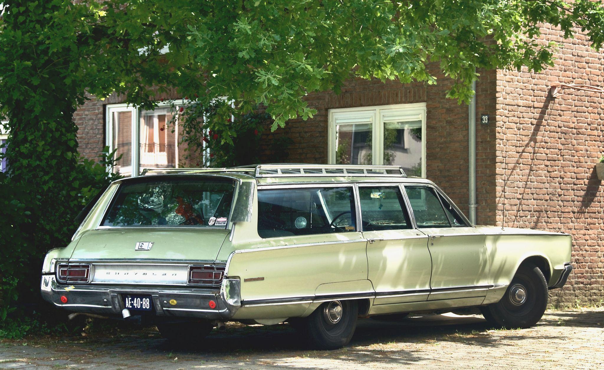 1966 Chrysler Town Country Chrysler Town Country Chrysler