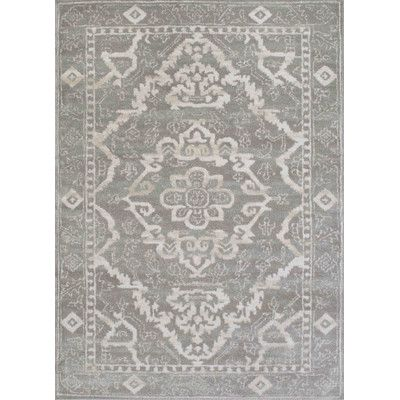 Found It At Wayfair Castle Gray Area Rug
