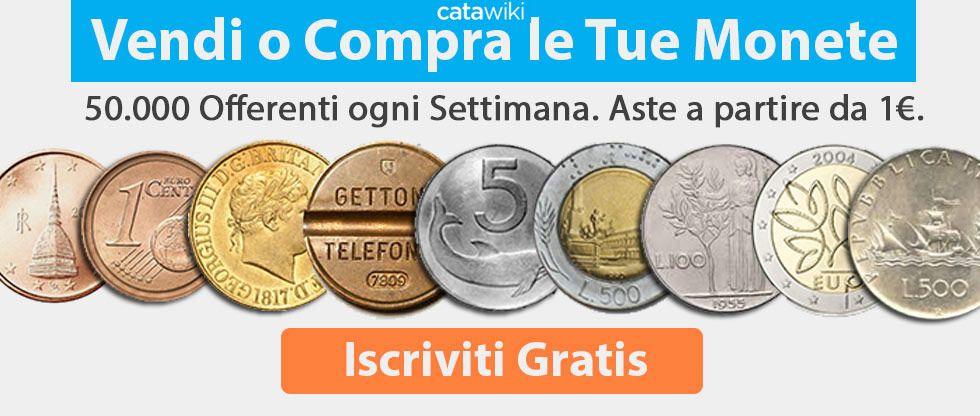 2e3aa405af Lire Rare : Scopri il Valore delle Monete delle Lire | MoneteRare.net