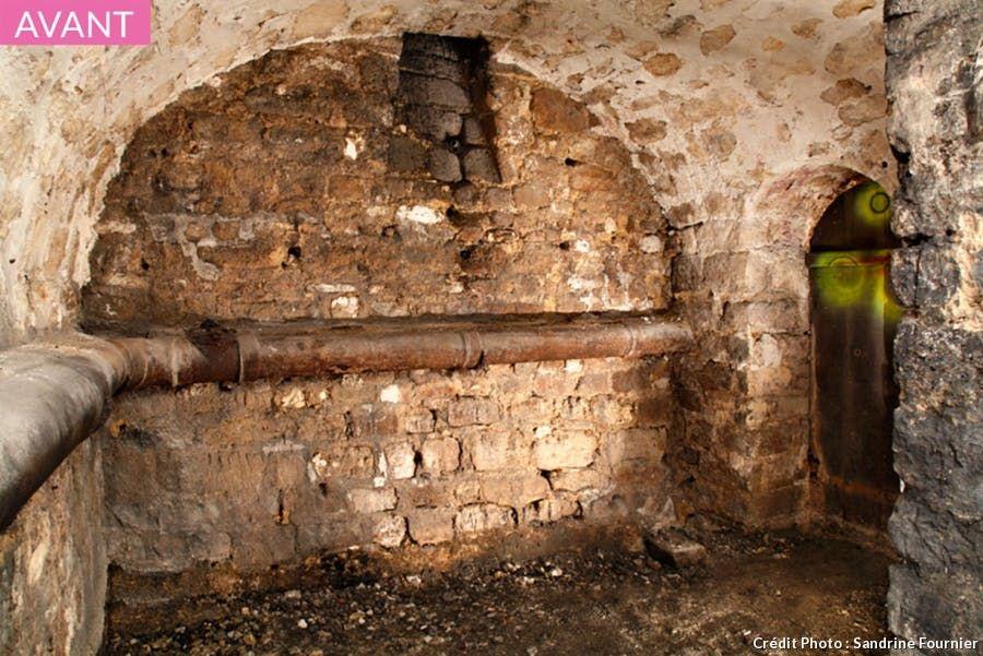 Comment Renover Une Vieille Cave Amenagement Cave Cave Et Amenagement Cave A Vin