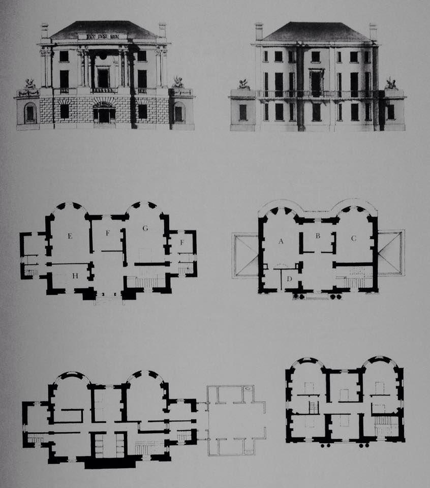 Rosebank Cambuslang Lanarkshire Scotland Robert Adam 1789 Mansion Plans Vintage House Plans House Floor Plans