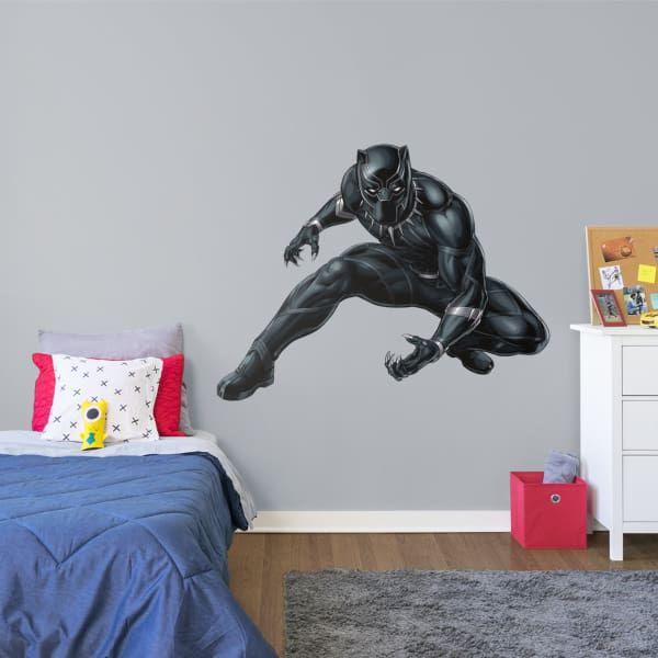 Superhero Boys Room. Marvel Black Panther | Mason\'s room ...