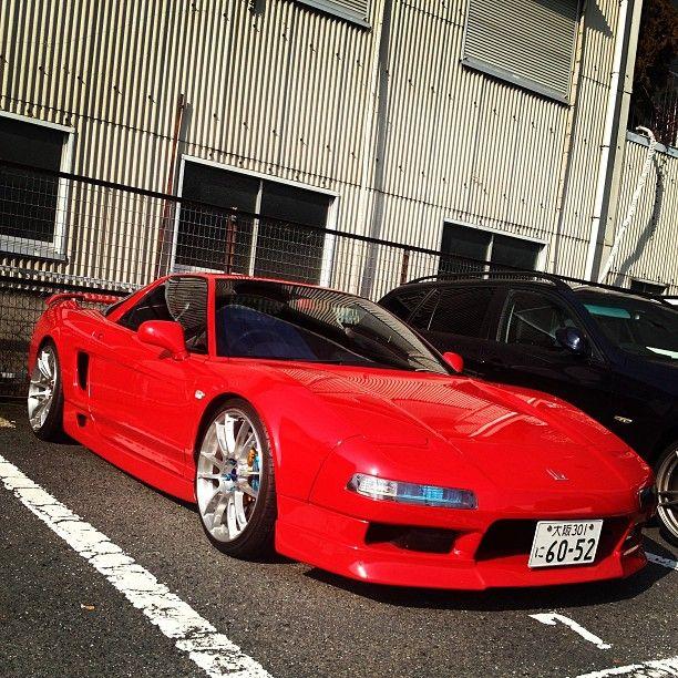 Acura Nsx, Nsx, Honda