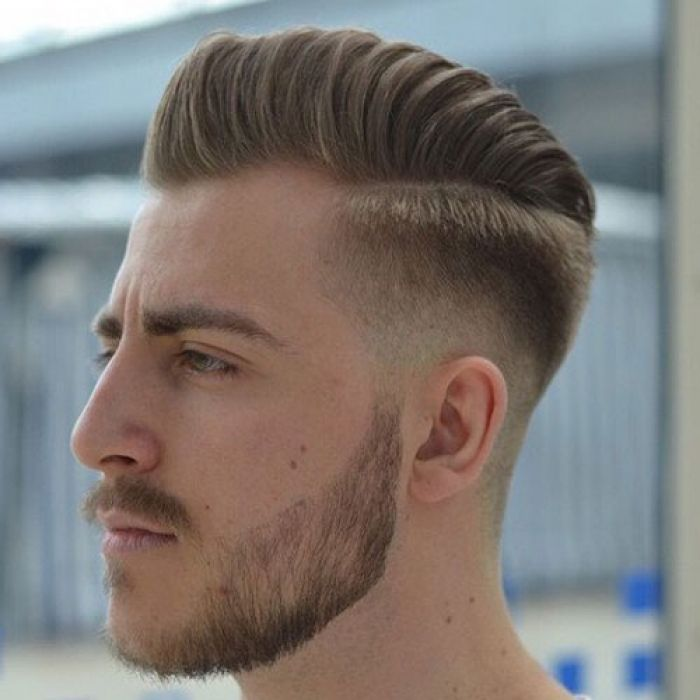 The Taper Fade Haircut Types Of Fades Mens Hairstyles And In Haircut