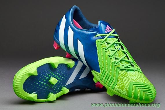adidas Predator Absolion Instinct FG World Cup 2014 - Black/Neon  Orange/White | Adidas predator, Predator and Cleats
