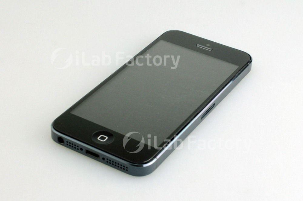 Iphone 5 design leak?