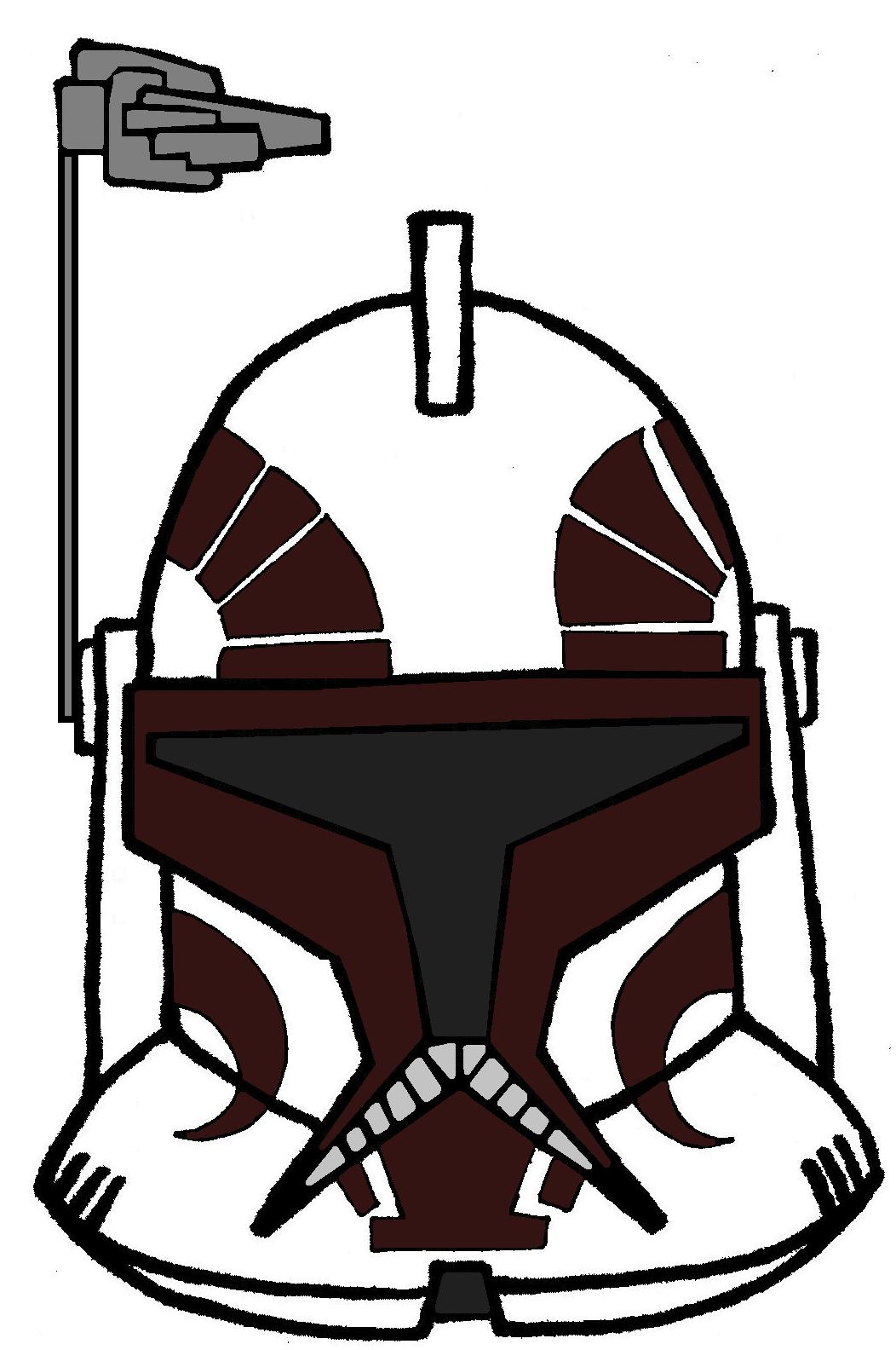 clone trooper helmet wolfpack 1 clone trooper helmets