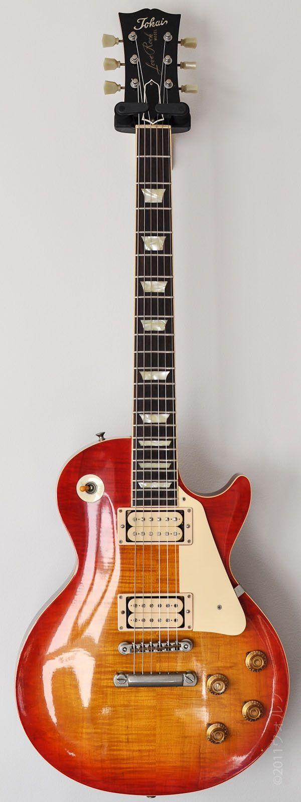 Tokai Love Rock Ls 150 1981 Tokai Les Paul Guitars Electric Guitar