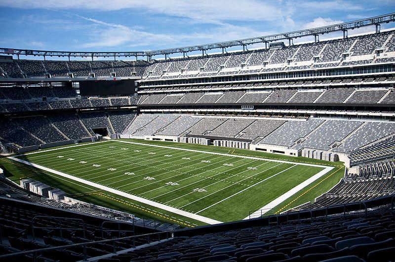 MetLife Stadium - New York Giants, New York Jets