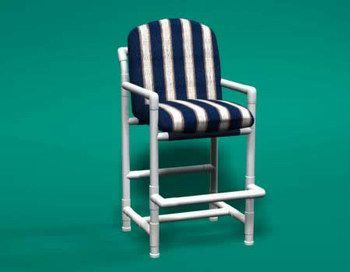 Pvc Bar Chair Buy It Or Diy For The Home Pvc Patio