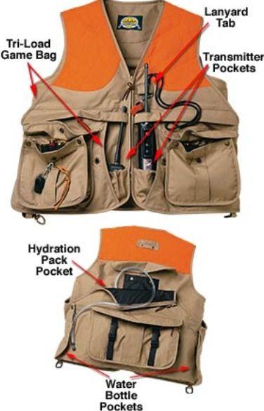 93638dde1a12a Cabelas Hydration Upland Vest | Ultimate Wingshooting Vests ...