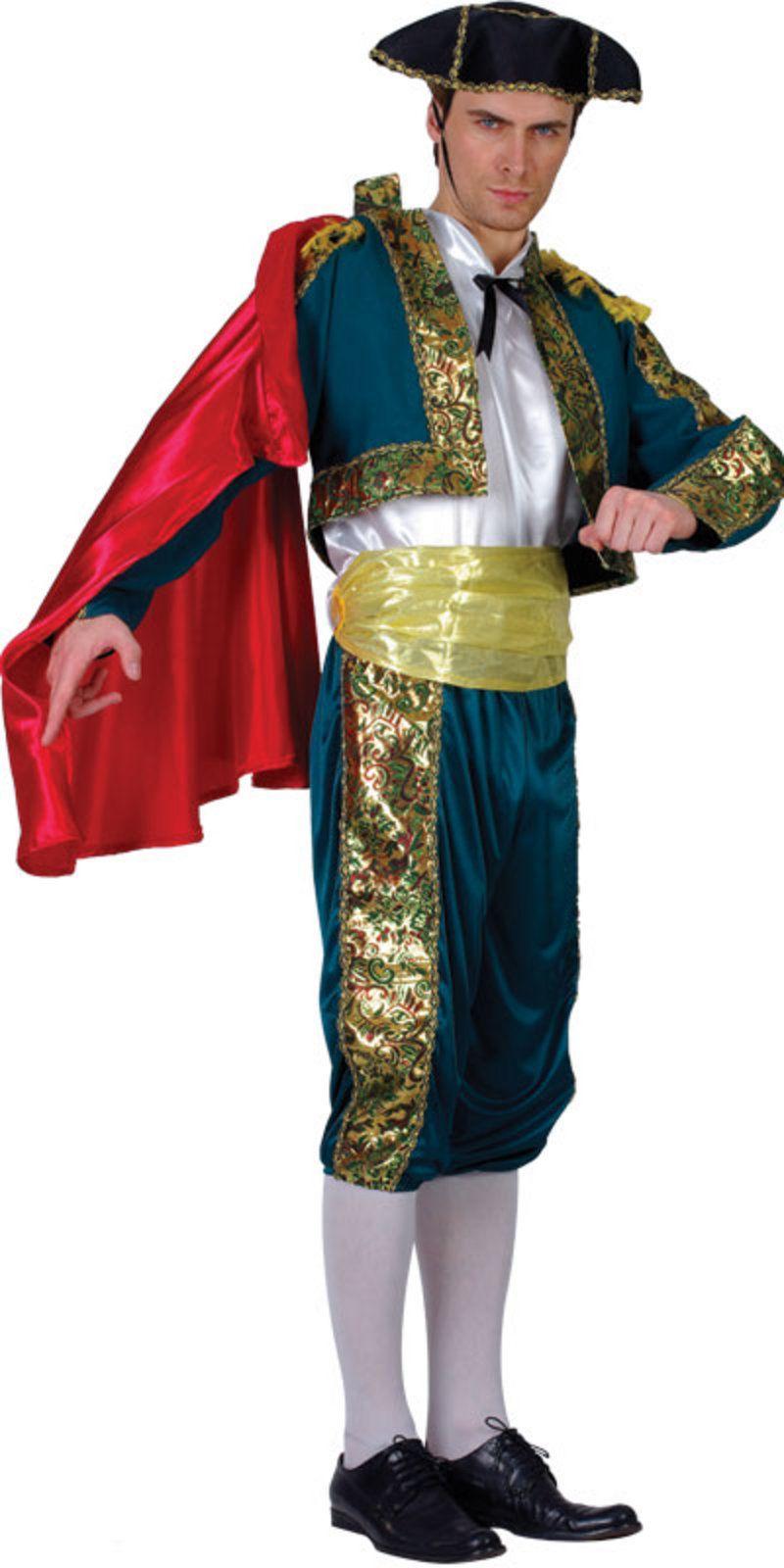 костюм испанца картинки извергов