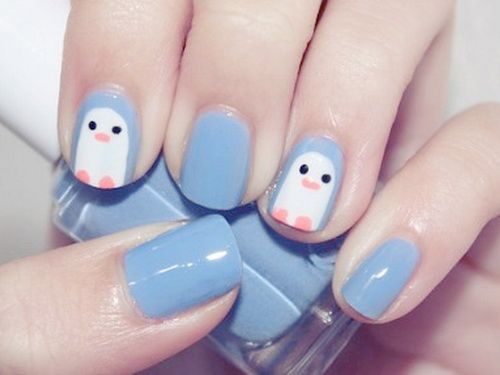 cute kid nail designs