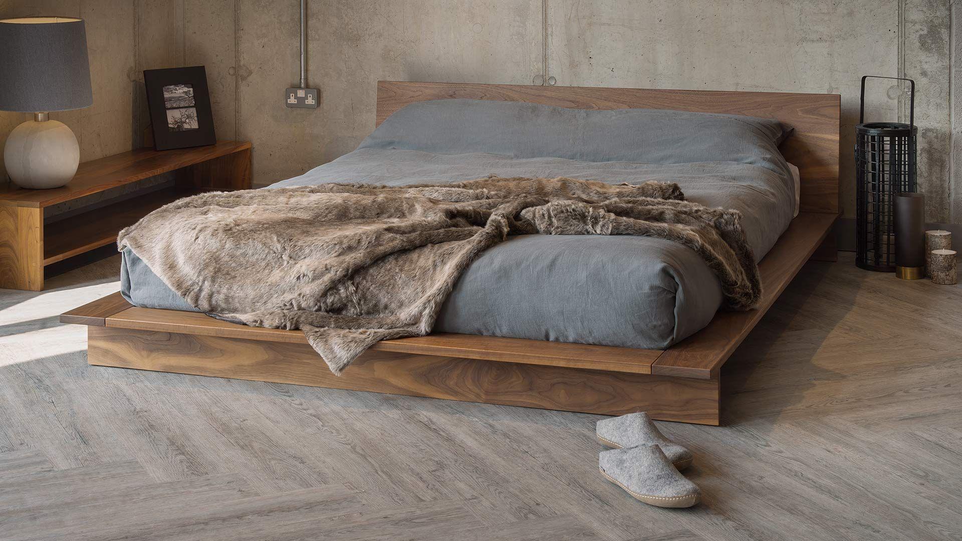 Oregon Platform Bed Floor Bed Frame Platform Bed Designs Low Platform Bed