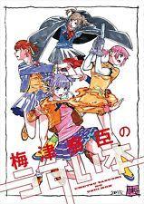Yasuomi Umetsu Illustration Art Book A Kite Mezzo Forte Anime B932 Ebay