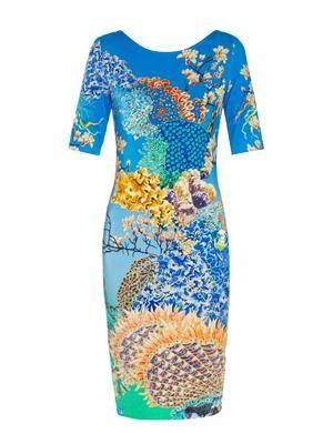 Beautiful spring dress by Mary Katrantzou.