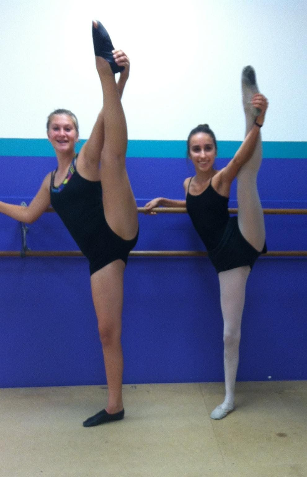 Dance move teen something