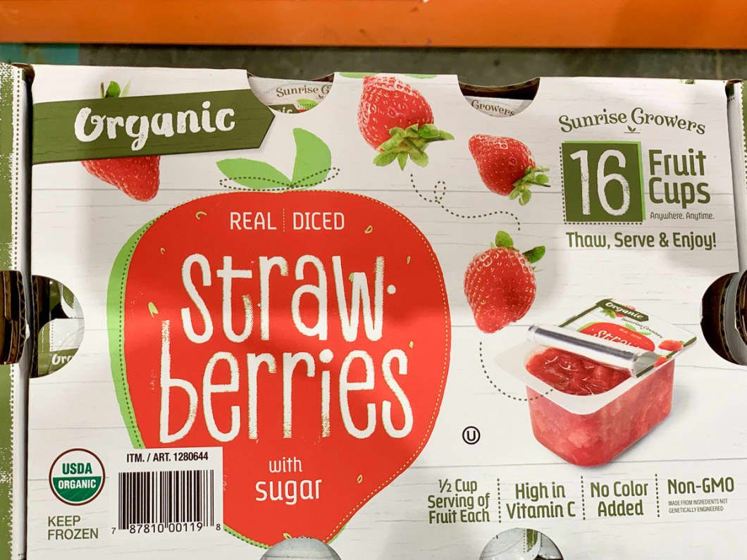 The 5 Best Healthy New Groceries In Costco S Freezer Section Healthy Groceries Grocery Costco Meals
