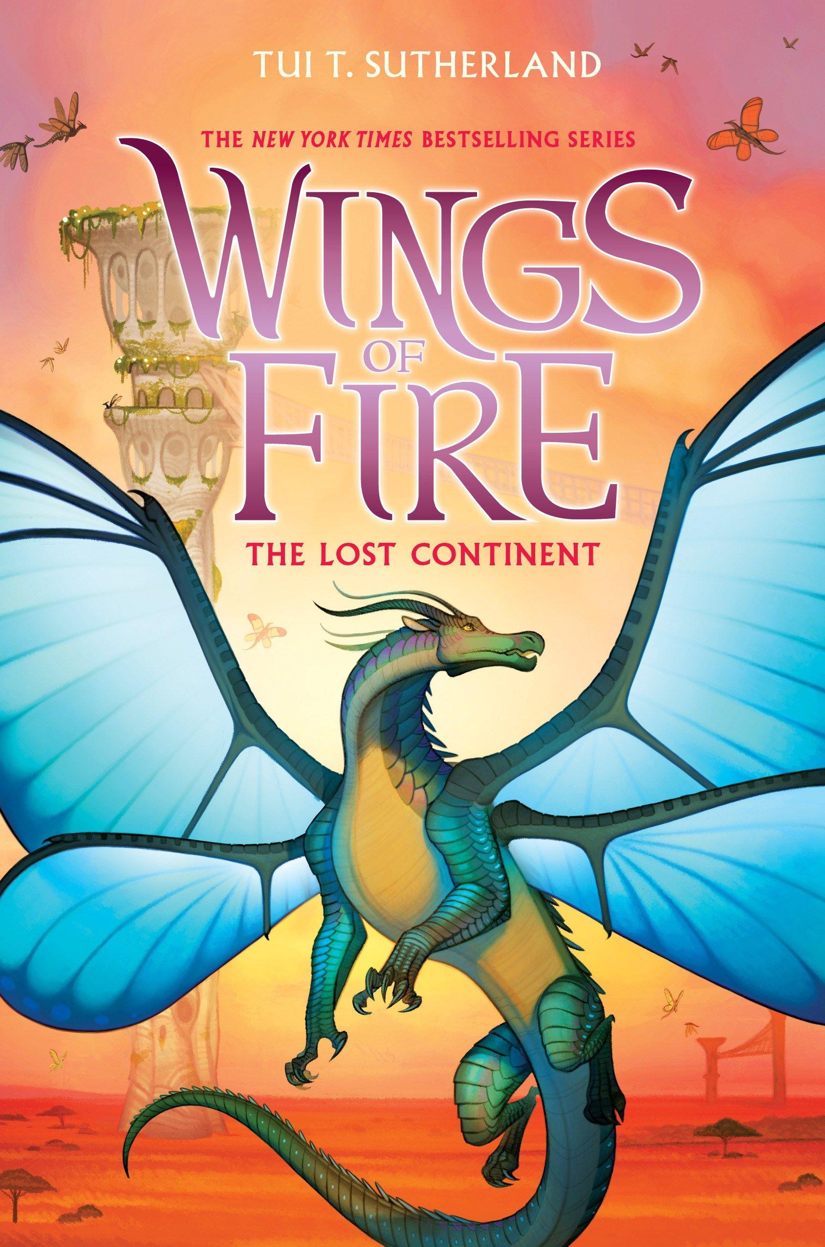 Dragon Wings Book