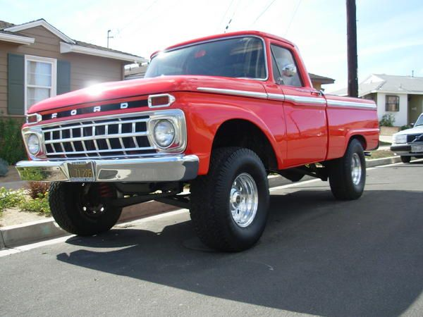 Ford Truck Enthusiast >> 58 Ford Truck Picture Of Your Truck Here Page 58 Ford