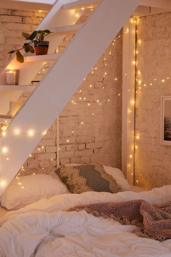 Mod 15 ft Lichterkette - Architektur und Kunst #lightbedroom Mod 15 ft Lichterkette,  #lichterkette #fairylights