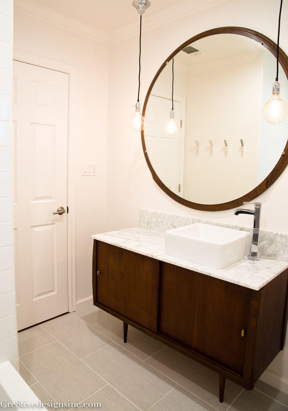 inc modern designs vanity mid century bathroom