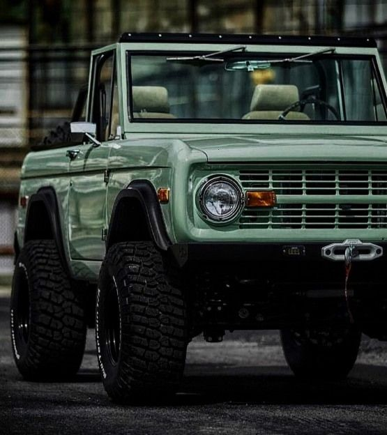 Open Bronco  ben paul utwo: Open Bronco  ben paul   This Ford Truck Modifications Just Blow My Mind