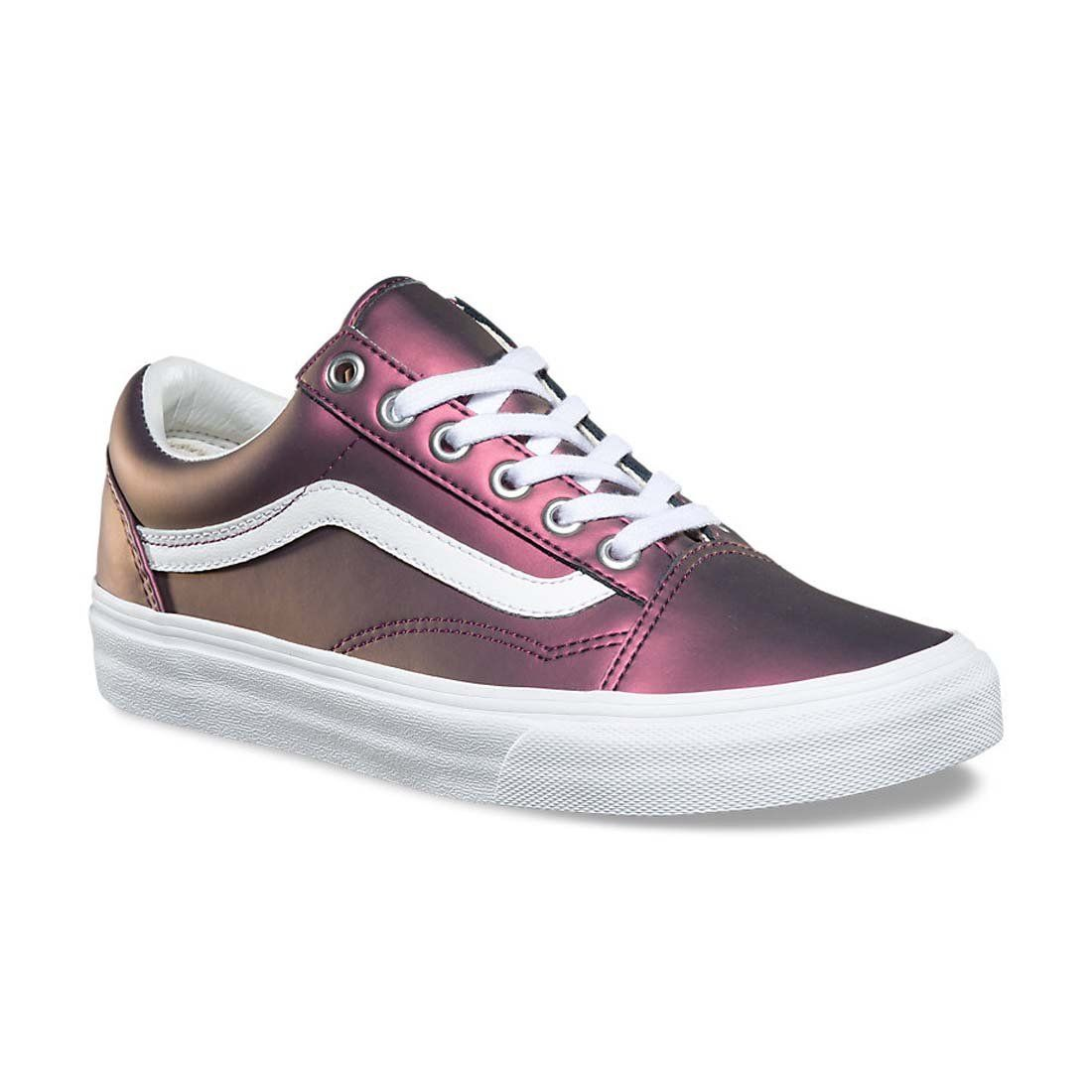 657ed72847 VANS Muted Metallic Old Skool Women