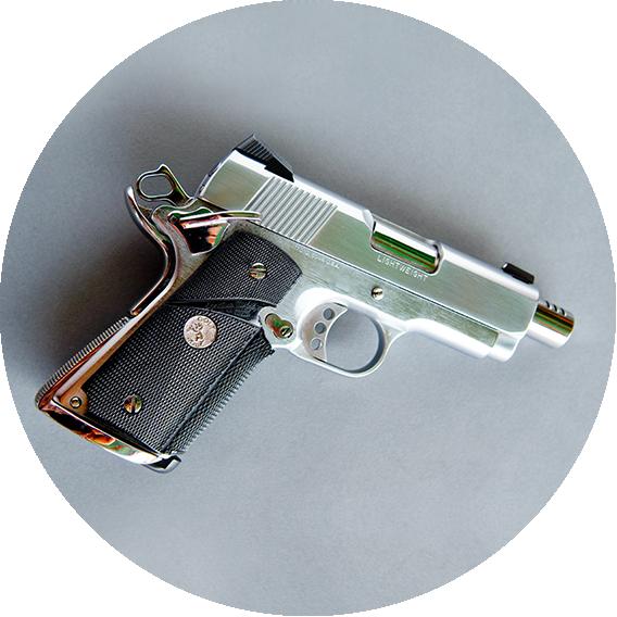 Modern Warrior Gunsmithing   MWG Signature Colt 1911 Defender   MWG