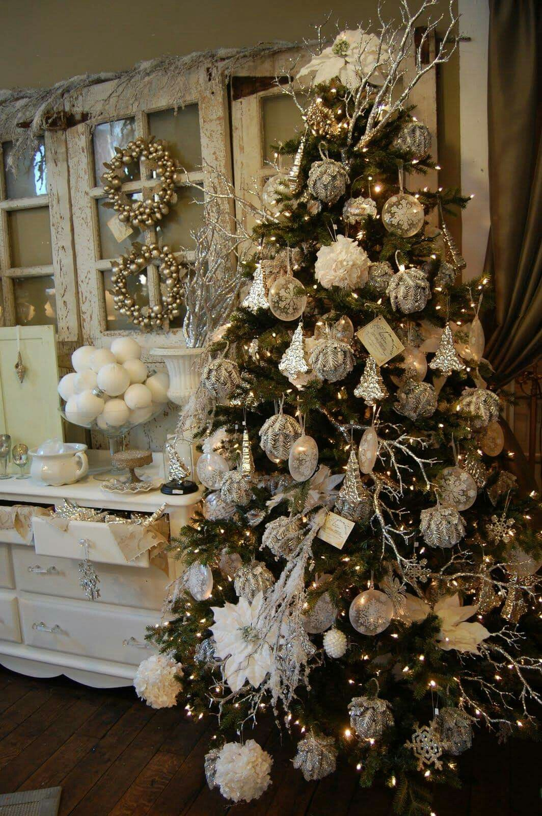 Pin by Linda Wolf on Dwelling Place Christmas tree