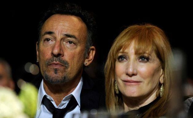Mr and Mrs Springsteen