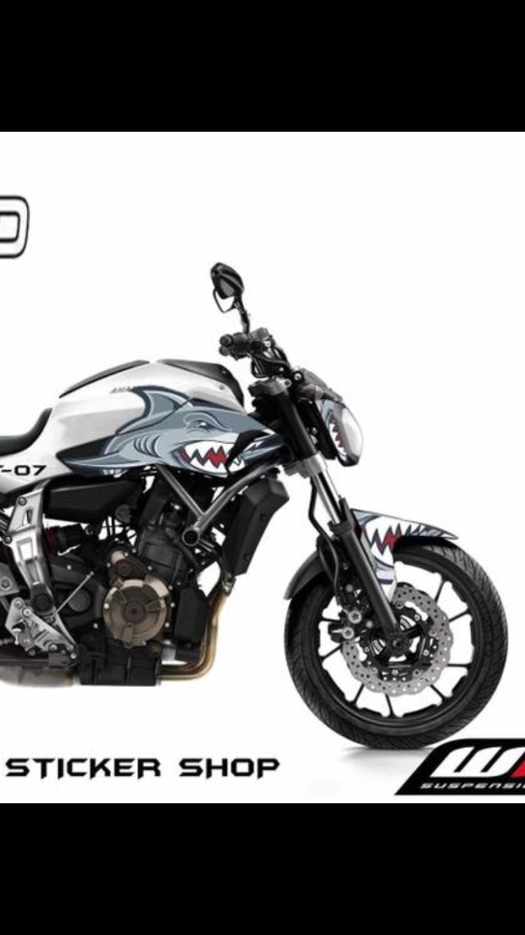 Yamaha fz 07 yamaha motorcycles cars and motorcycles sport design tank design