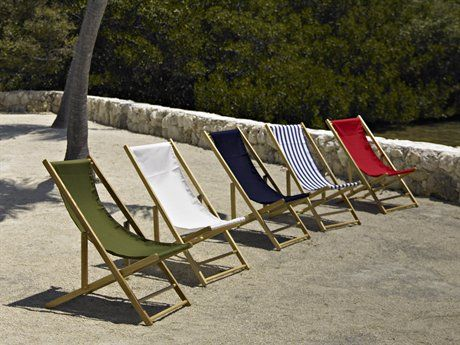 Captivating Telescope Casual Cabana Beach Wood Sling Side Folding Lounge Chair 1C60H:  LuxePatio.com
