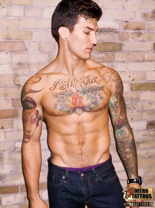 Tatuajes Raros Para Hombres Tatuaje Tatuajes Tattoos Tattoo