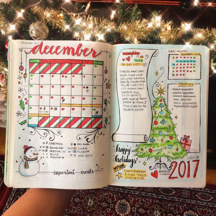 Ready for December!