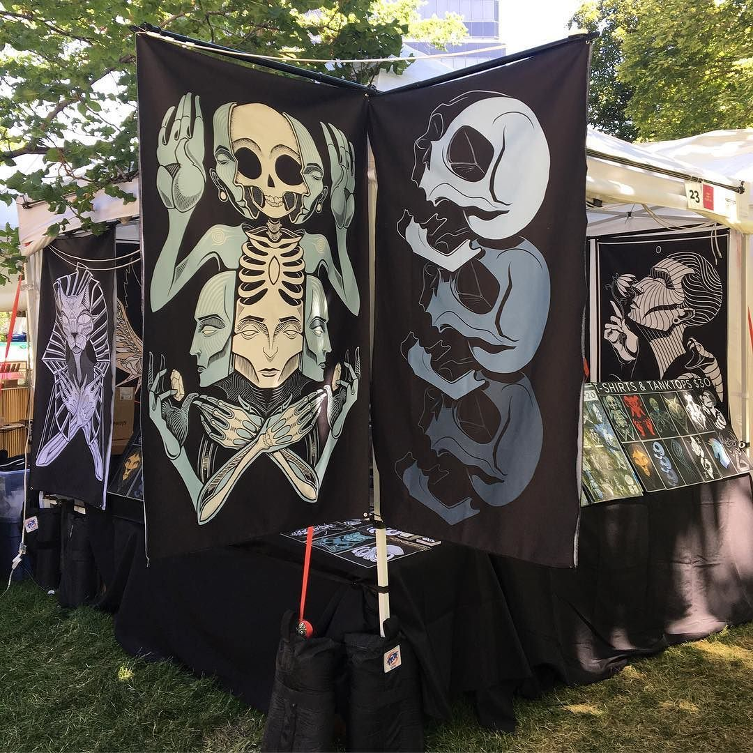 Im at the utah arts festival this weekend booth 23