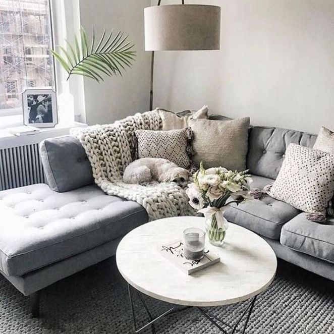46 Cozy Living Room Ideas And Designs For 2019: 46 Secret Solutions To Cozy Living Room Apartment Small