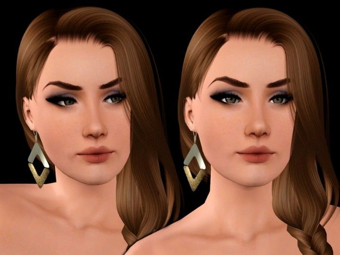 Samira female model by Maah - Sims 3 Downloads CC Caboodle
