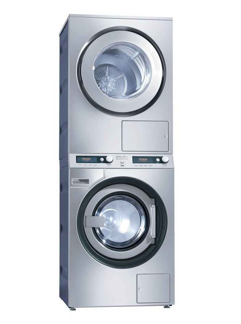 452adf2d52ed 10 Easy Pieces: Stackable Washer/Dryers | Laundry Rooms | Stackable ...