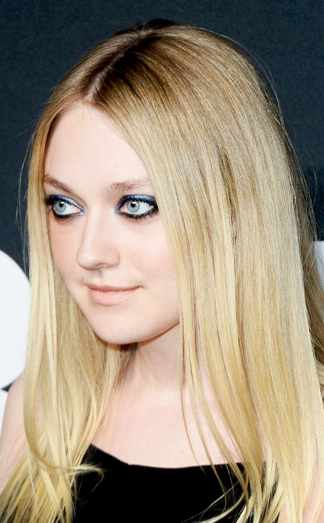 Dakota Fanning From 90s Grunge Makeup Trends To Try 90s Grunge