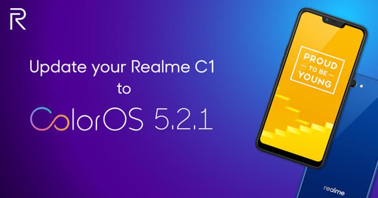 Realme C1 gets ColorOS 5 2 1 update | topreviews2000