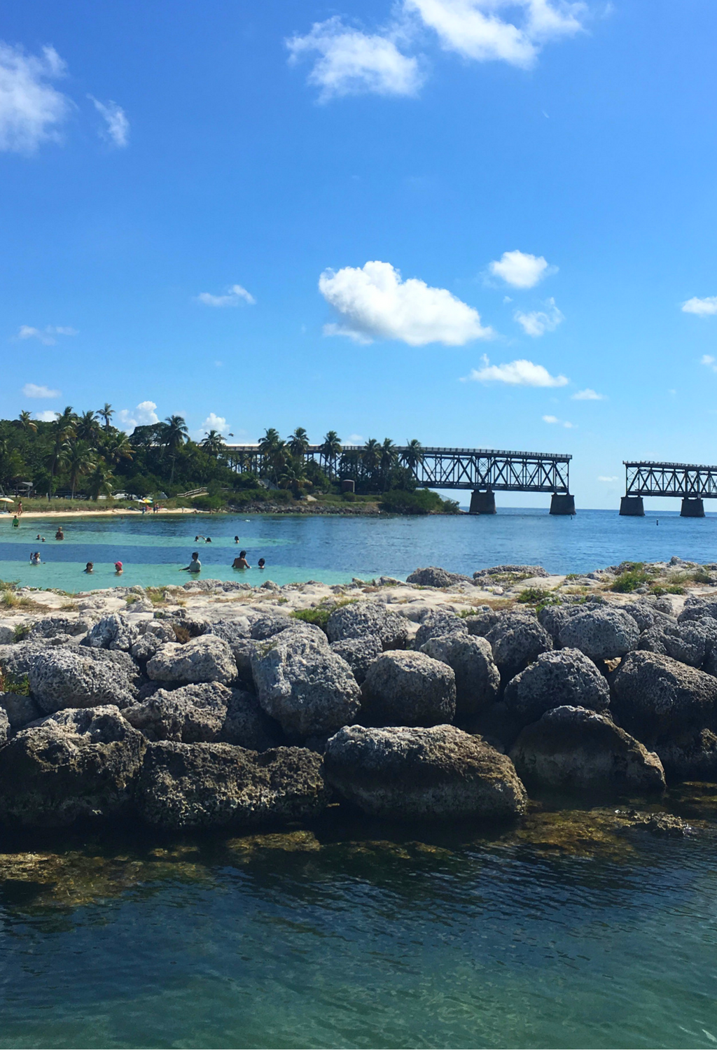 Looking for one of the best beaches in the Florida Keys? Check out Bahia Honda State Park.