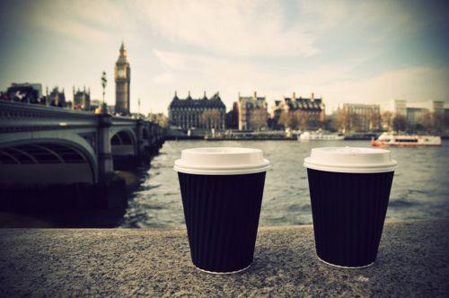 Coffee + Exploration - UtopianCoffee.com -I miss London...