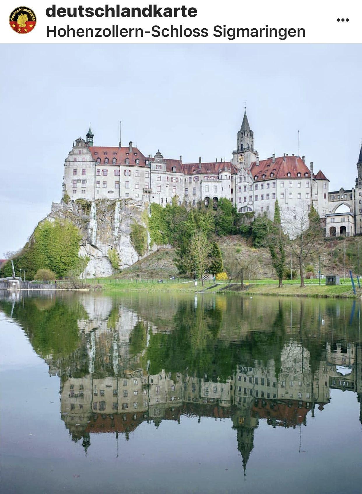 Pin By Elvis On Deutschland Germany Castles Castle Scenery