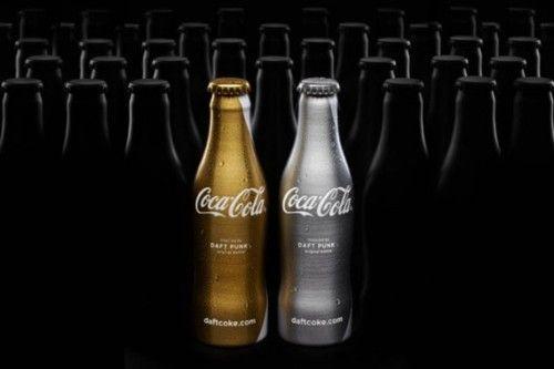More Daft coke.