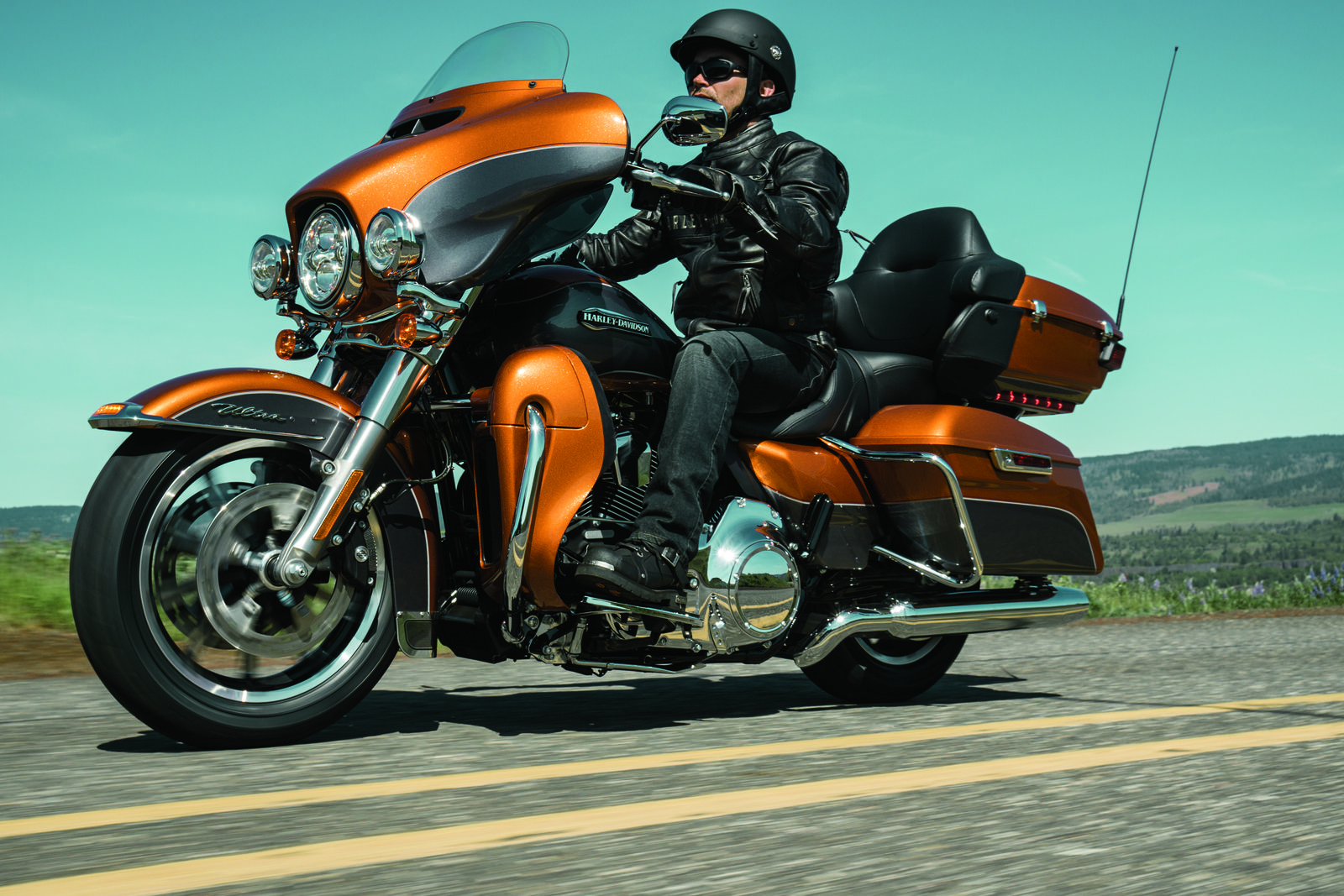 Finally a touring motorcycle for shorties 2015 ultra classic low and limited low